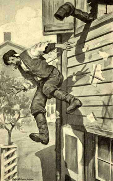 An illustration for the story Journalism In Tennessee by the author Mark Twain